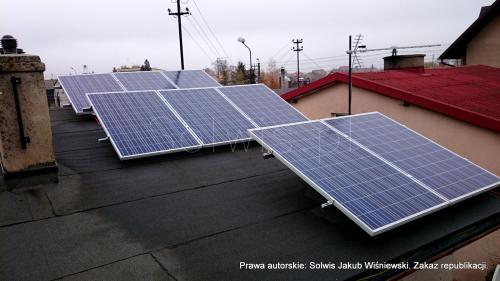 Mikroinstalacja PV 2 kWp